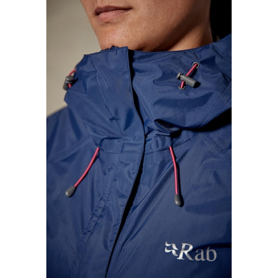 Rab Downpour Jacket W - Photo de détail