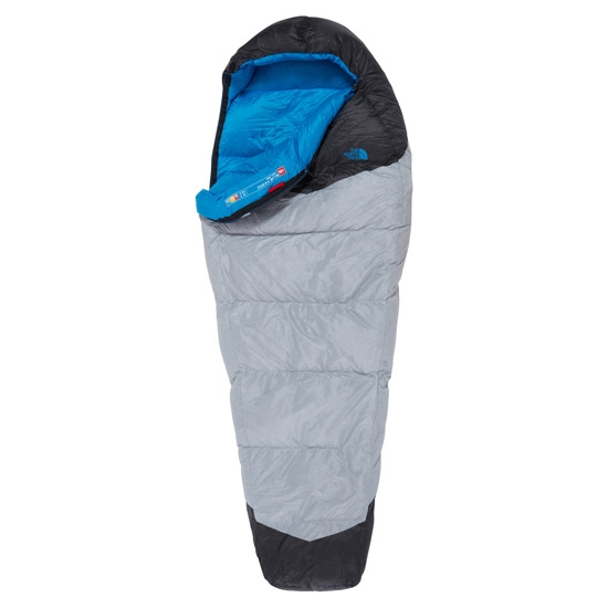 The North Face Blue Kazoo - High Rise Grey/Hyper Blue