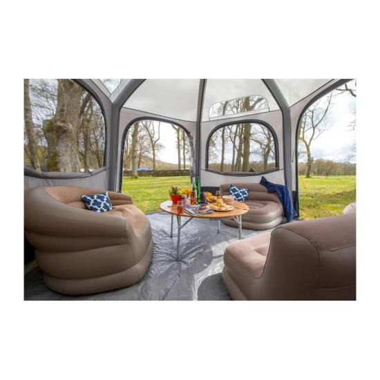 Vango Inflatable Relaxer Chair Set Pair - Photo of detail