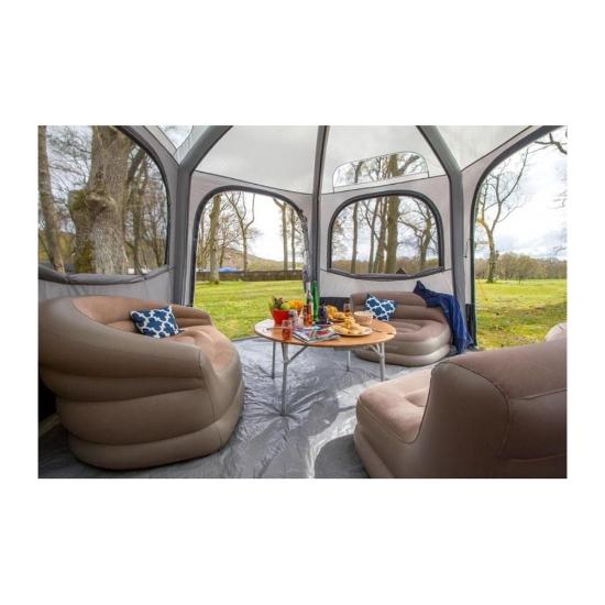 Vango Inflatable Relaxer Chair Set Pair - Detail Foto