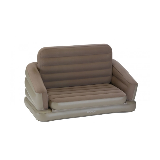 Vango Inflatable Double Sofa Bed - Nutmeg