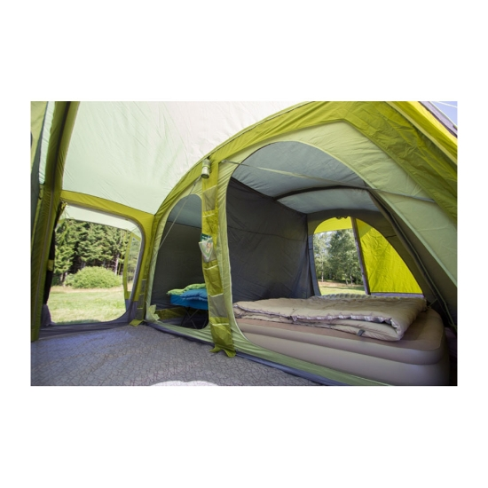 Vango Hi Rise Double Flocked Airbed - Photo of detail