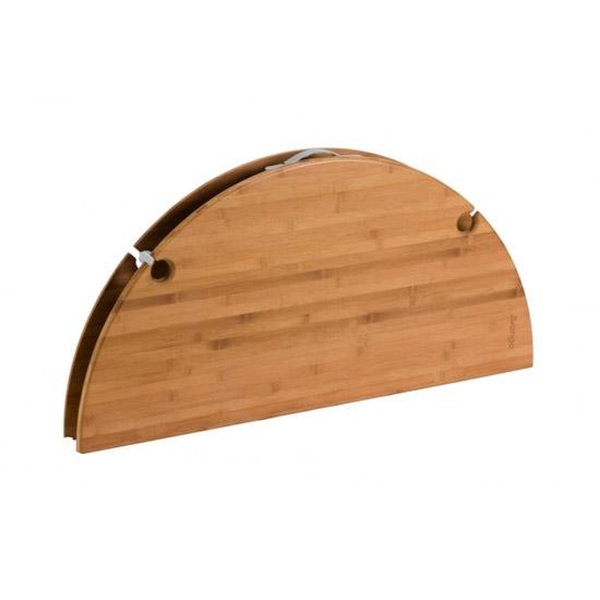 Vango Bamboo Round Table 100cm - Photo of detail