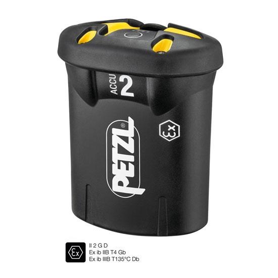Petzl Accu 2 Duo Z1 Batería -