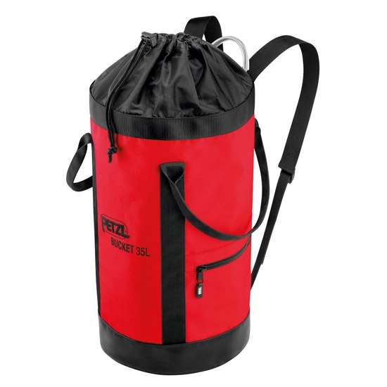 Petzl Bucket 35L Rojo - Rojo