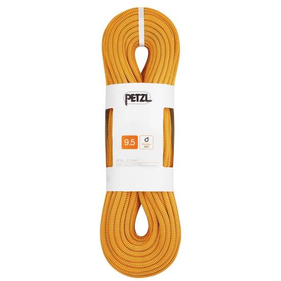 Petzl Arial 9.5 mm x 80 m - Dorado