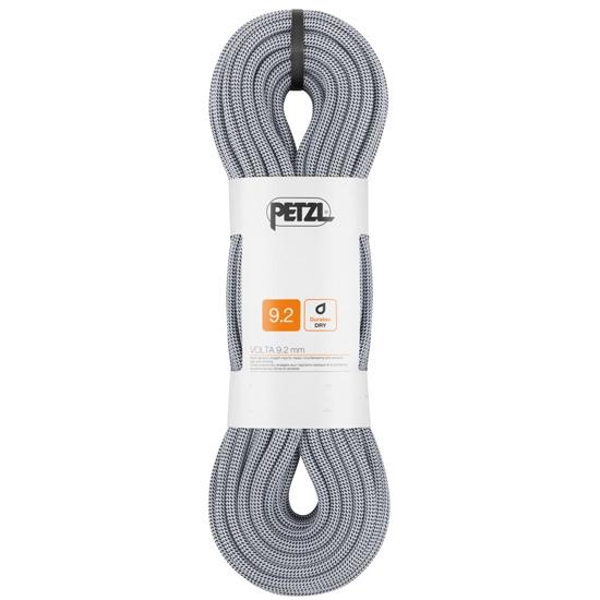 Petzl Volta 9.2 mm x 80 m - Negro