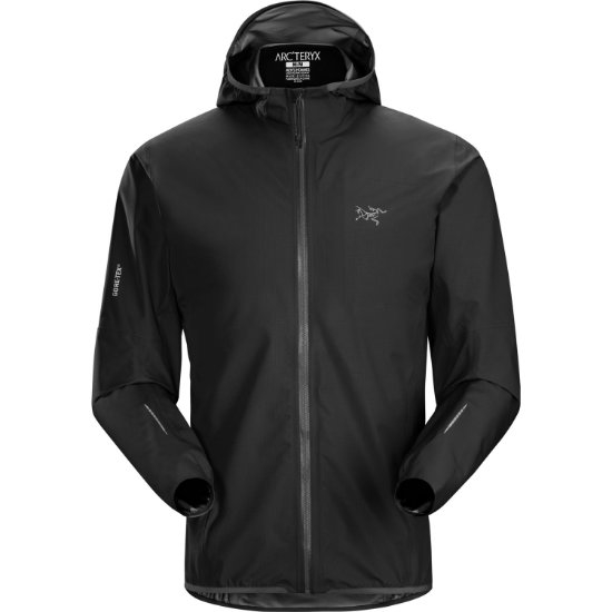 Arc'teryx Norvan Jacket - Black