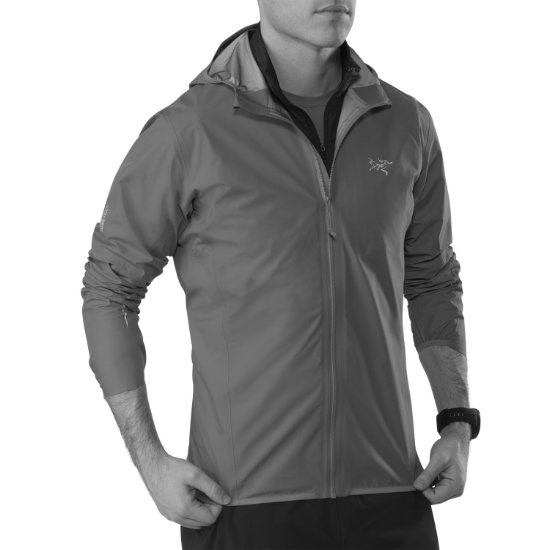 Arc'teryx Norvan Jacket - Photo of detail