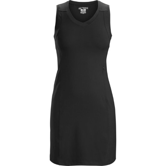 Arc'teryx Soltera Dress W - Black