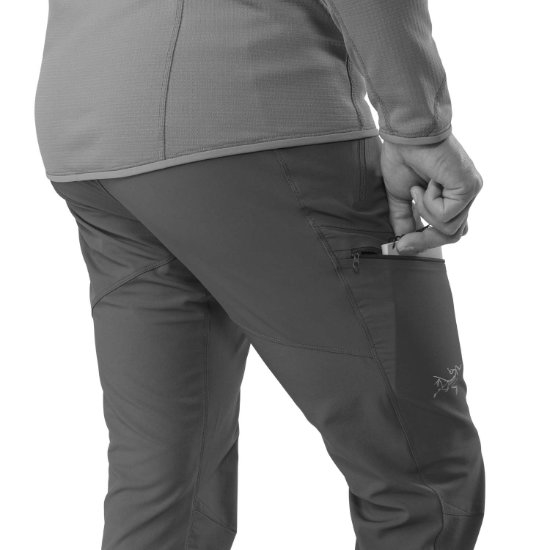 Arc'teryx Sigma FL Pants - Detail Foto