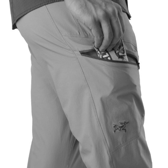 Arc'teryx Lefroy Pant - Photo of detail
