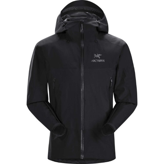 Arc'teryx Beta SL Hybrid Jacket - Black