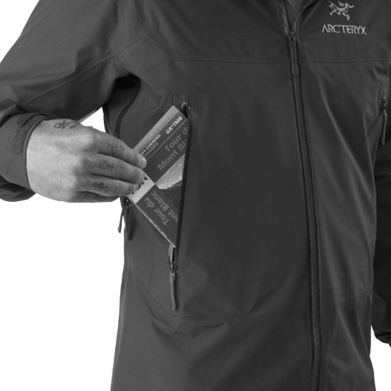 Arc'teryx Beta SL Hybrid Jacket - Detail Foto
