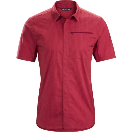 Arc'teryx Kaslo Shirt SS - Sundara