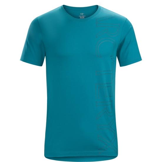 Arc'teryx Macro T-Shirt SS - Dark Firoza