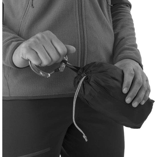 Arc'teryx Alpha FL Jacket W - Detail Foto