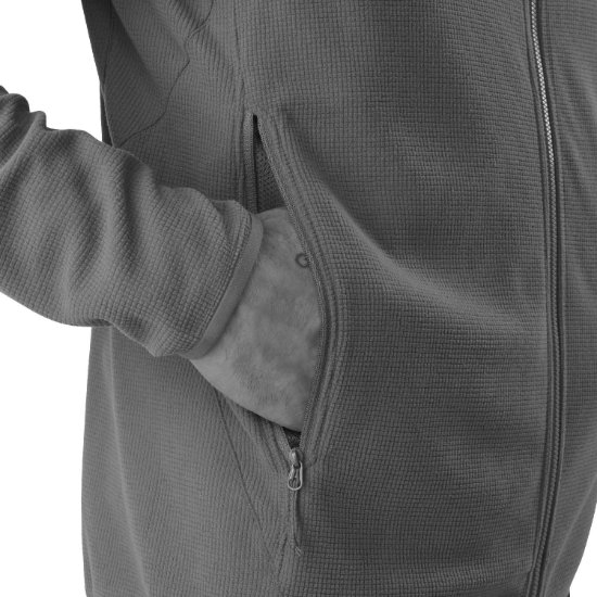 Arc'teryx Delta LT Hoody - Photo of detail
