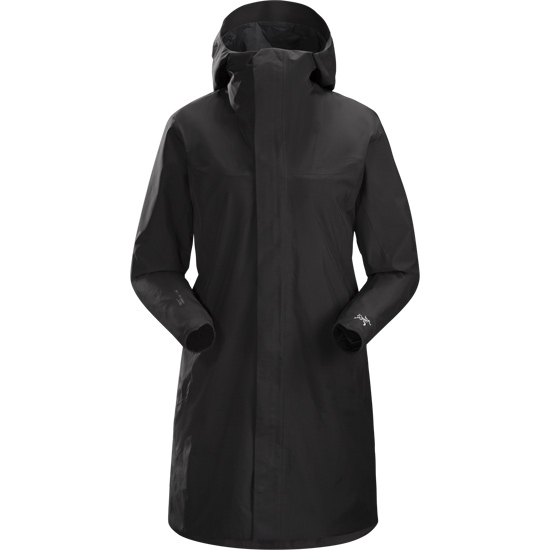 Arc'teryx Solano Coat W - Black