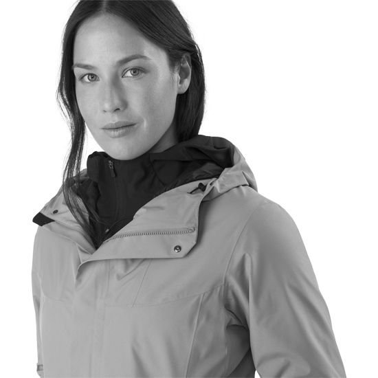 Arc'teryx Solano Coat W - Photo of detail