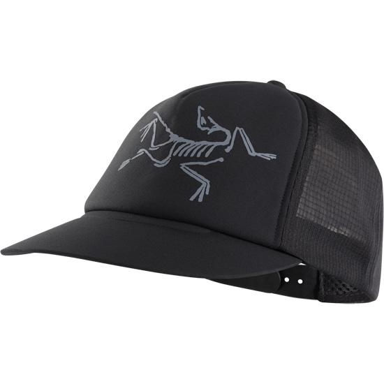 Arc'teryx Bird Trucker Hat - Black