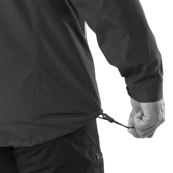 Arc'teryx Zeta SL Jacket - Photo of detail