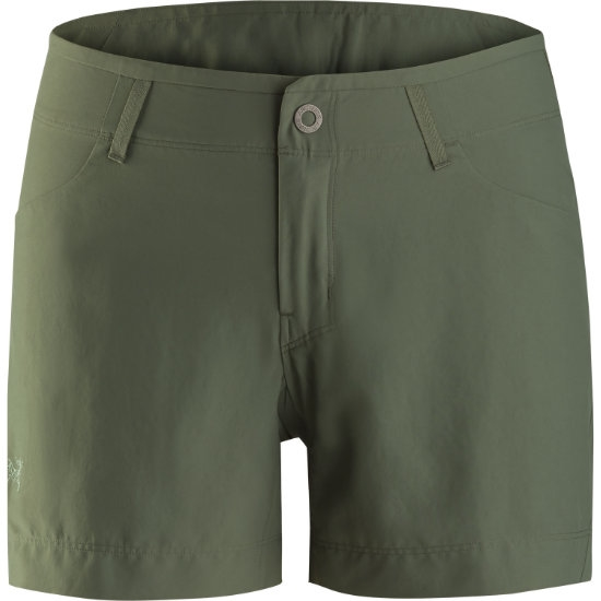 "Arc'teryx Creston Short 4.5"" W - Shorepine"