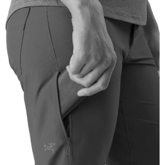 Arc'teryx Creston Pant W - Detail Foto
