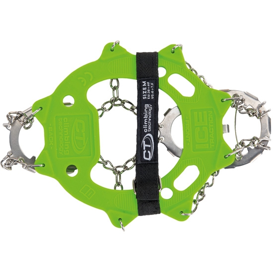 Climbing Technology Ice Traction Plus 38-40 EU - Verde