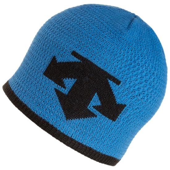 Descente Cap - Airway Blue