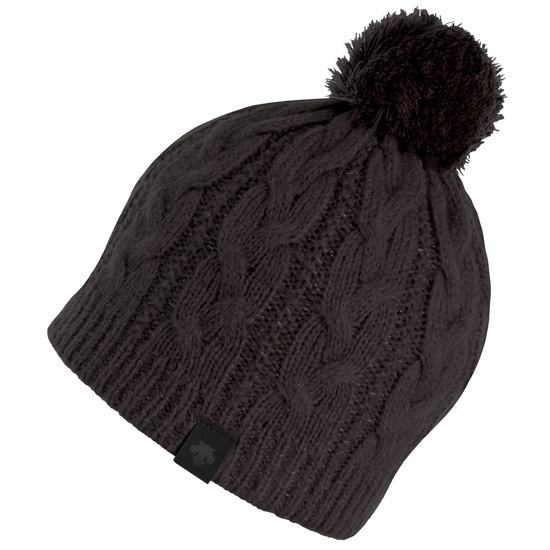 Descente Knit Cap - Black