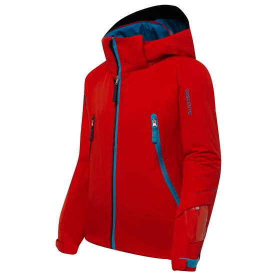 Descente Big Pocket Suit Kid's - Foto de detalle