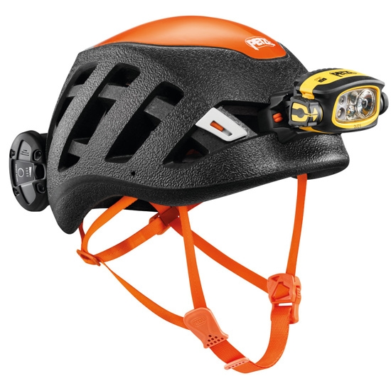 Petzl Sirocco Adapt - Photo of detail