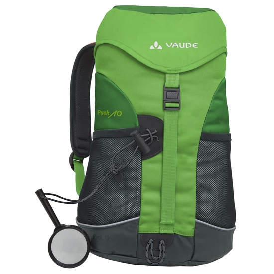 Vaude Puck 10 - Green Spinel
