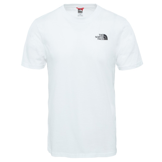 The North Face S/S Simple Dome Tee - TNF White