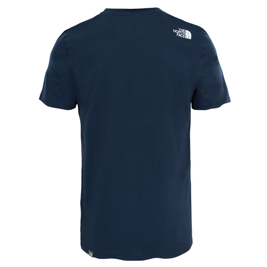 The North Face S/S Simple Dome Tee - Photo of detail