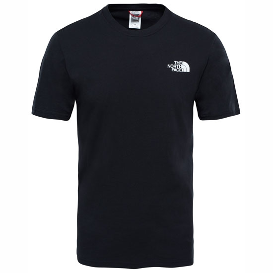 The North Face S/S Red Box Tee - Tnf Black