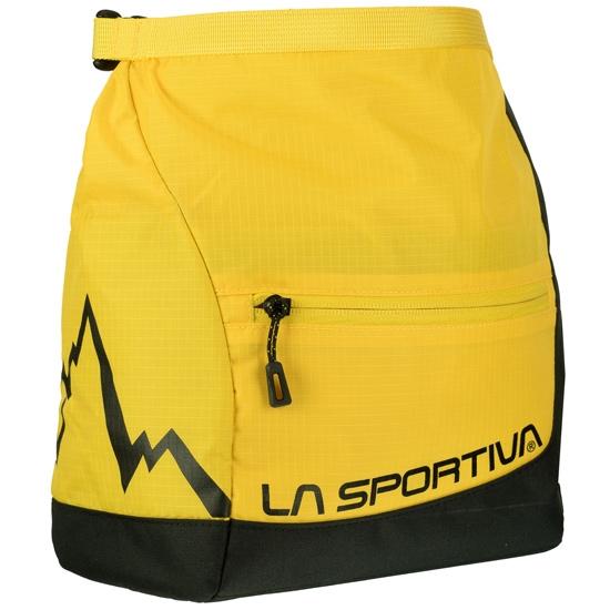 La Sportiva Boulder Chalk Bag - Yellow