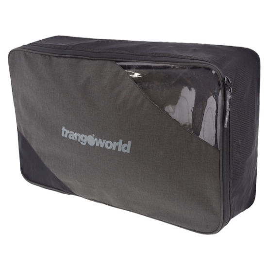 Trangoworld Grey - Marron Oscuro