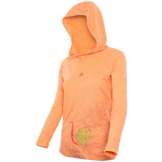 Trangoworld Lidra W - Naranja Carrot