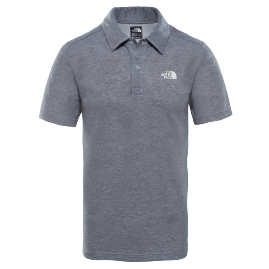 polos manga corta hombre the north face