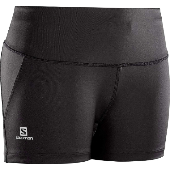 Salomon Agile Short Tight W - Black