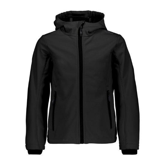 Campagnolo Fix Hood Jacket Girl - Nero