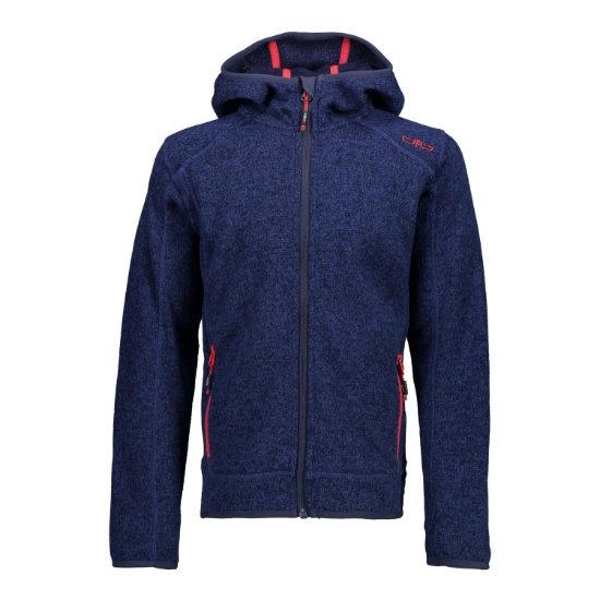 Campagnolo Fleece Fix Hood Boy - 03AG