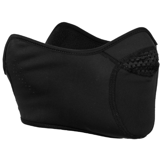 Salewa Ortles 2 Windstopper Facemask - Black Out