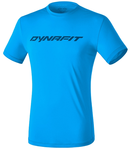 Dynafit Traverse S/S Tee - Sparta Blue