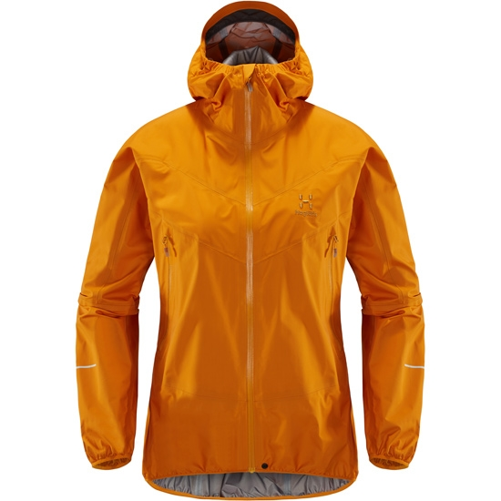 Haglöfs L.I.M Comp Jacket W - Desert Yellow