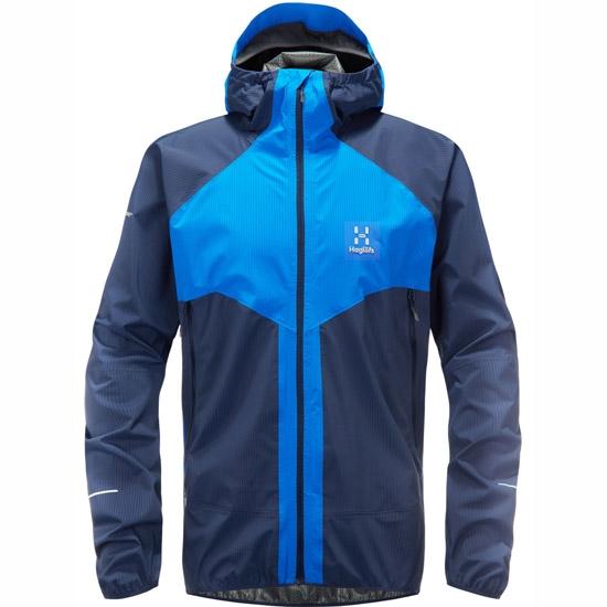 Haglöfs L.I.M Proof Multi Jacket - Storm Blue/Tarn Blue