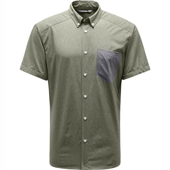 Haglöfs Vejan SS Shirt - Sage Green