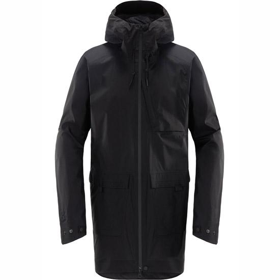 Haglöfs Nusnäs 3L Jacket - True Black